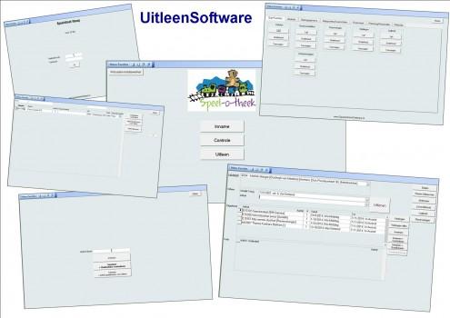 UitleenSoftwareCollage