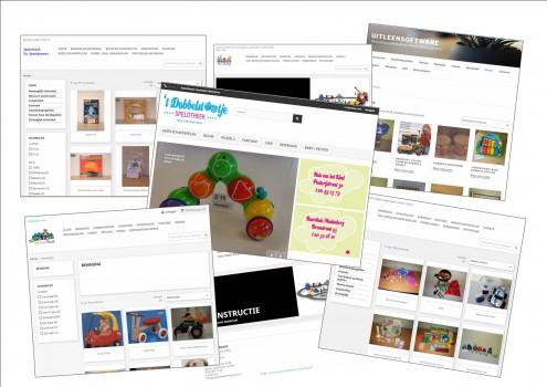 WebCatalogus Collage